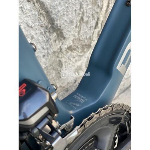 Roadbike Pinarello Dogma F12 Original Size 46.5 Vertigo Blue Second Mulus Normal - Jogja
