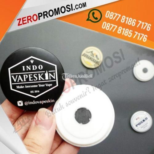 Souvenir Pin Magnet Tempelan Kulkas Bahan Pvc Custom Cetak Logo Murah - Tangerang