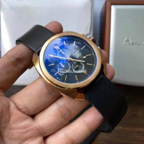 Jam Tangan Alexandre Christie 6424MC Diameter 45mm Bekas Fullset - Solo