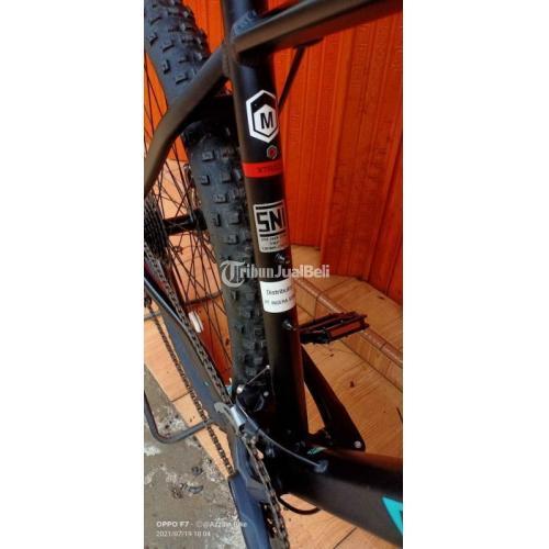 Sepeda Polygon Xtrada 5 2019 Size M 27.5 Speed 9 Brake Hidrolik Bekas - Bekasi
