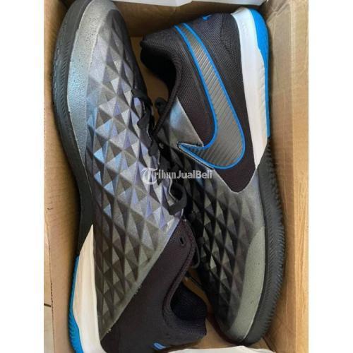 Sepatu Futsal Nike Tiempo Size 45 Original Second Mulus No Minus - Balikpapan