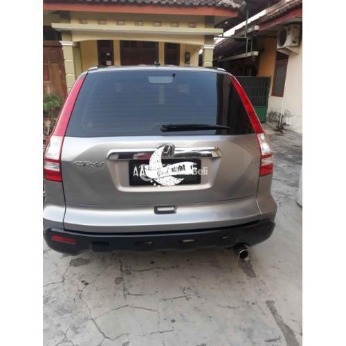 Mobil Honda CR-V 2.0 Manual 2018 Body Mulus Interior Orisinil Bekas - Bantul