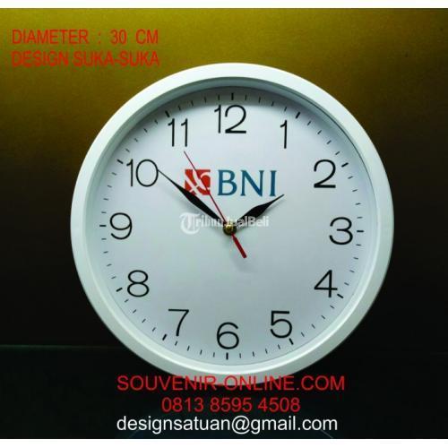 Pabrik Souvenir Jam Dinding Promosi Caleg Dan Pilkada - Jakarta Timur