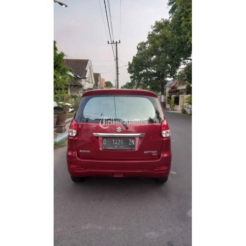 Mobil Suzuki Ertiga GX Manual 2013 Merah Bekas Surat Lengkap Bisa TT - Kediri
