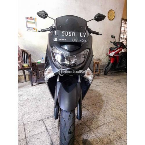Motor Yamaha Nmax 2019 Body Mulus Bekas Mesin Halus Surat Lengkap - Surabaya