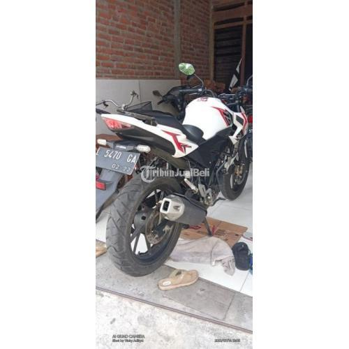 Motor Honda CB 150cc LED 2017 Bekas Full Orisinil Harga Nego - Surabaya