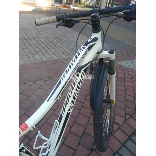 Sepeda Specialized Hardroack 29ER Frame Alloy Full Bike Bekas Normal - Jakarta Timur