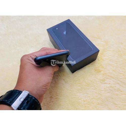 HP iPhone 8 64GB Black Ex Inter USA Bekas Mulus Fullset No Minus - Yogyakarta