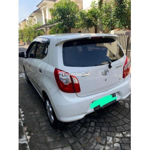 Mobil Toyota Agya G 2016 Transisi AT Bekas Mulus Surat Lengkap - Yogyakarta
