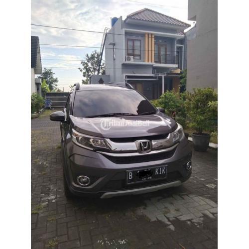 Mobil Honda BRV E Matic 2016 Bekas Tangan1 Low KM Pajak Panjang - Jogja