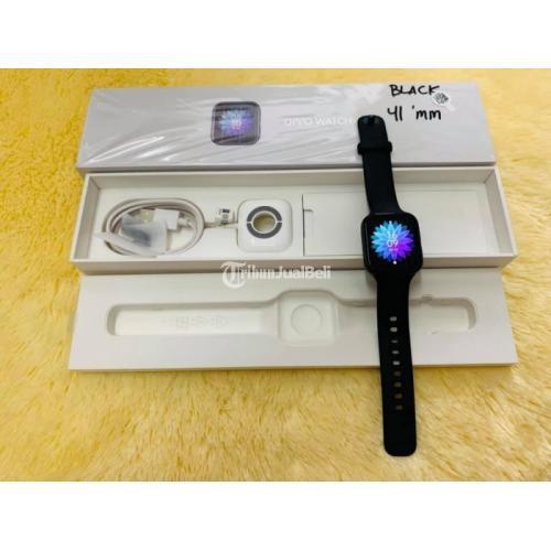Jam Tangan Oppo Watch 41mm Konek HP Second Normal Bergaransi - Yogyakarta