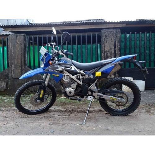 Motor Kawasaki KLX 150 BF SE 2020 Bekas Surat Lengkap Pajak Aman - Makassar