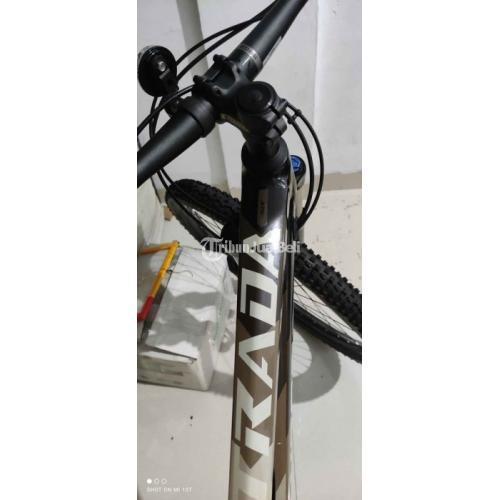 Sepeda Polygon Xtrada 6 Size M 2021 Bekas Like New Speed 2*11 - Medan