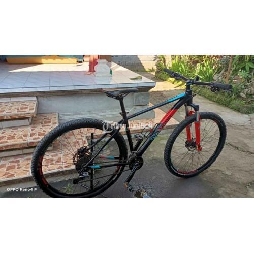 Sepeda MTB Polygon Xtrada 5 Speed 2x9 Bekas Like New Standar - Tabanan