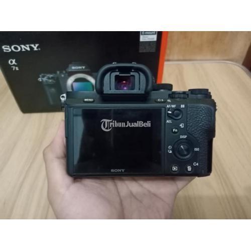 Kamera Mirrorless Sony A7 Mark II BO Bekas Normal Harga Nego - Denpasar