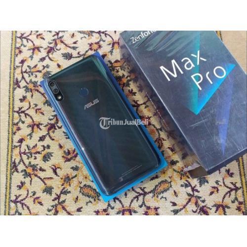 HP Asus Zenfon Max Pro M2 Ram 6GB/64GB Bekas Fullset Harga Nego - Bantul
