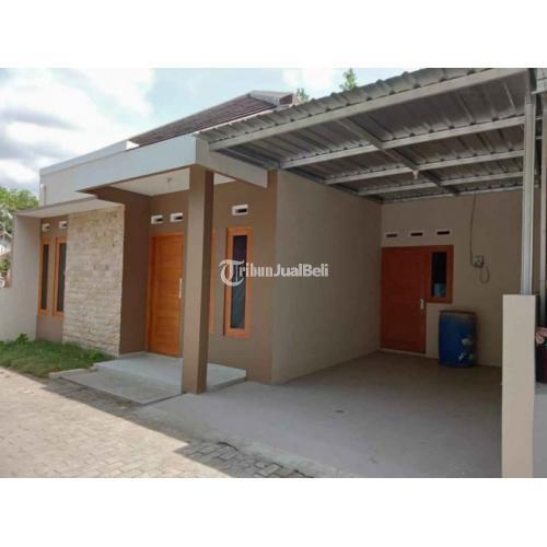 Dijual Rumah Baru Minimalis Type 50 Luas 72 m2 Hadap Selatan SHM IMB - Bantul