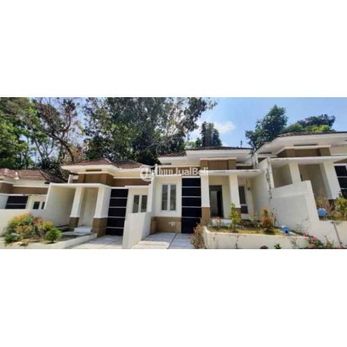 Dijual Rumah Baru Siap Huni Type 30 Luas 66m² 2 Kamar Harga Nego - Sleman