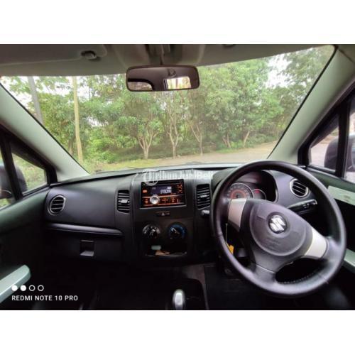 Mobil Suzuki Karimun Wagon R 2015 Bekas Orisinil Normal Irit BBM - Batang
