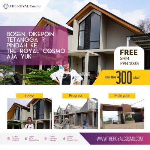 Hunian Terbaik Promo Benefit Promo Rumah Cluster DP All In 15 Juta - Tangerang