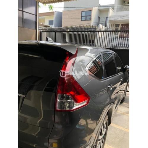 Mobil Honda CR-V 2.0 2013 Matic Bekas Kondisi Normal Pajak Hidup - Surabaya
