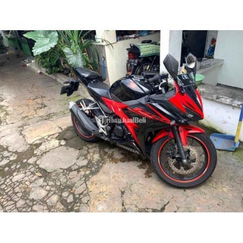 Motor Honda CBR Facelift 2017 Mesin Halus Bekas Surat Lengkap - Surabaya