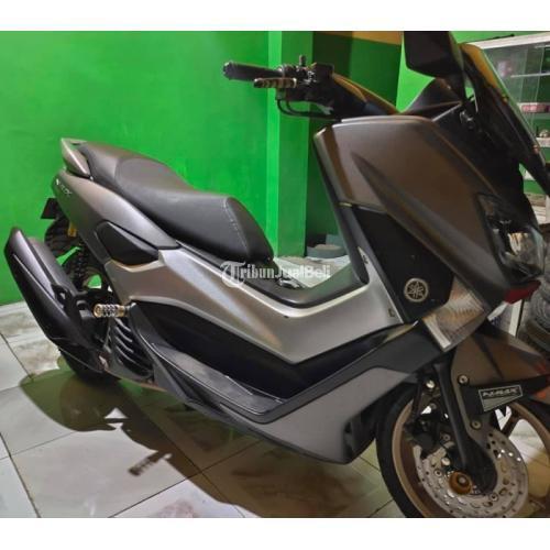 Motor Yamaha NMax 2018 Bekas Mesin Normal Surat Lengkap - Mojokerto