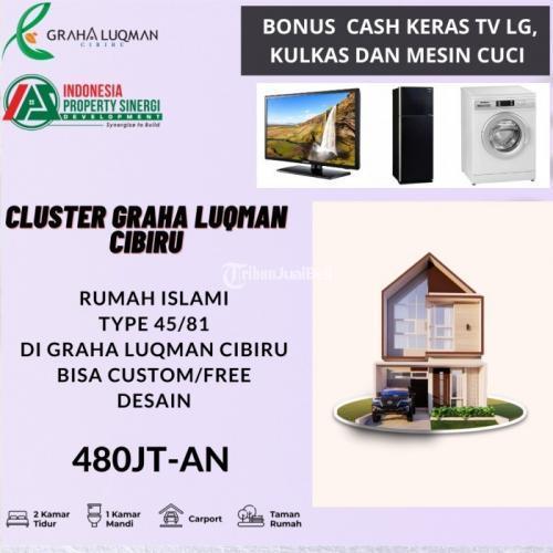 Dijual Rumah 2 lantai bisa custom desain Carport Luas - Bandung