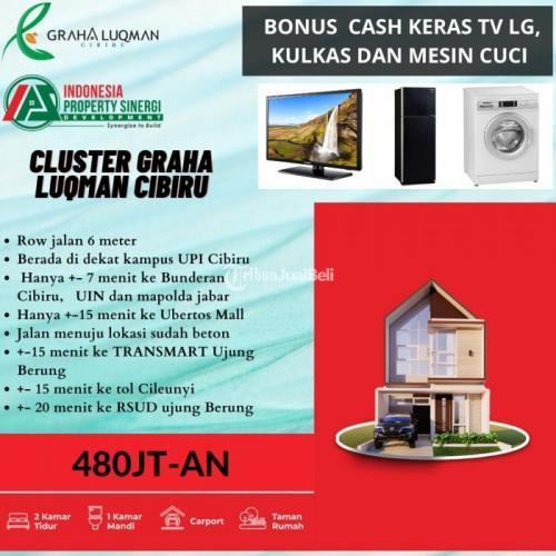 Dijual Rumah Nyaman 2 lantai di bandung bisa custom desain - Bandung