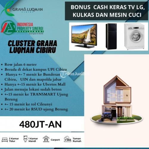 Dijual Rumah mewah 2 lantai Desain bisa custom Tipe 36 dan 45 - Bandung