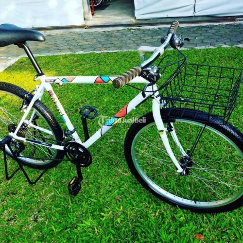Sepeda Federal Street Cat MG33SX  Size 19 Inc Bekas Mulus No Minus - Semarang