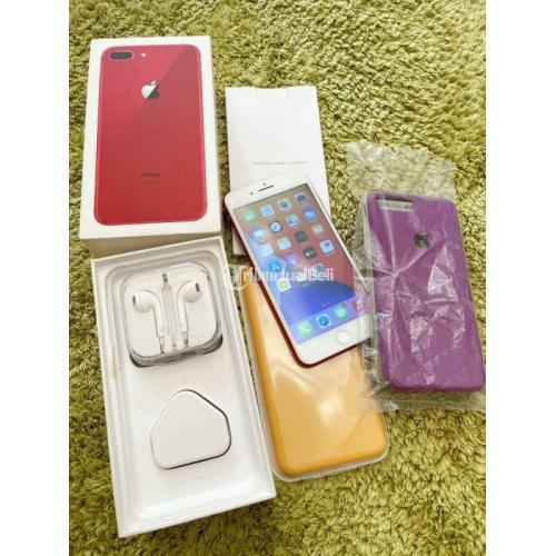HP Iphone 7 Plus 128GB Bekas Fullset Baterai 100% Mulus No Minus - Semarang