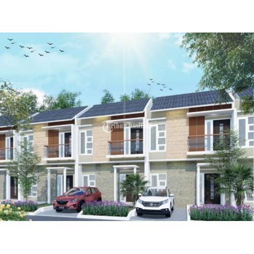 Dijual Rumah Baru Murah Tipe 65 Bisa KPR One Get System Dekat Sawojajar - Malang