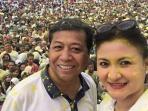 Sebelum Jadi Istri Tersangka Korupsi, Deisti Astriani Tagor Sempat Memimpin Perjalanan Wisata Mewah. Intip Gaya Para Istri DPR Saat Liburan
