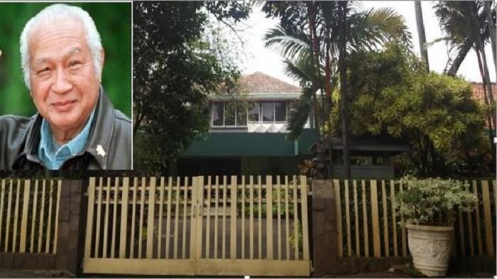 Dulu Jadi Salah Satu Hunian Termewah, Begini Nasib Rumah Cendana Milik Mantan Presiden Soeharto Sekarang