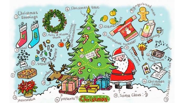Unik, Begini Tradisi Perayaan Natal di 7 Negara yang Membuatmu Ternganga Tak Percaya
