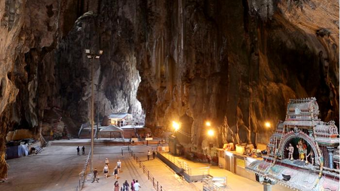 Batu Caves/David's Been Here