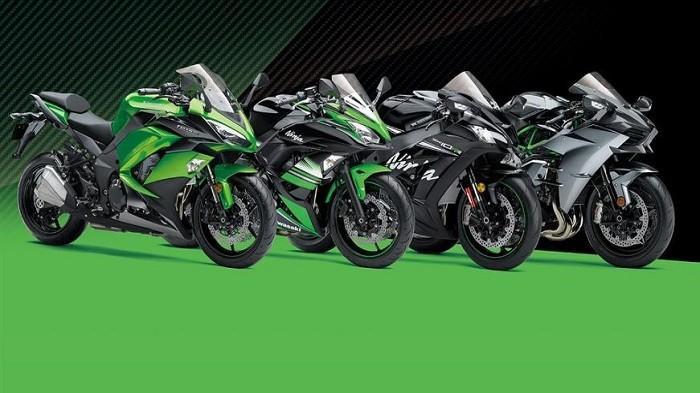 Mengejutkan, Kawasaki Tidak Akan Mengeluarkan Produk Baru Lagi Pada 2017