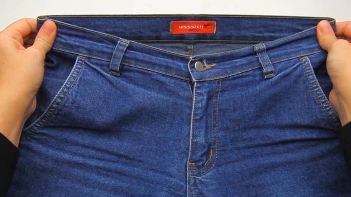 Jangan Langsung Dibuang Begini Cara Mengembalikan Celana Jeans Yang Melar Atau Menyempit Blog Tribunjualbeli Com