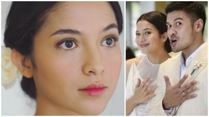 Tak Hanya Putri Marino, 5 Seleb Ini juga Menikah dengan Makeup Natural. Siapa Paling Cantik?