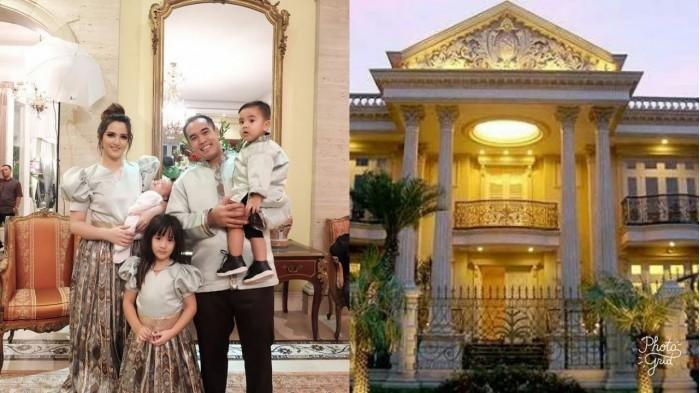 Rumah Mewah, Ternyata Cuma Seperti Ini Kondisi Dapur Nia Ramadhani