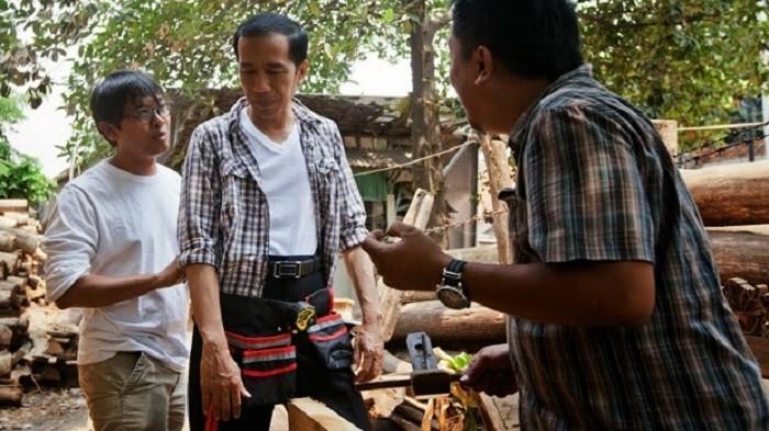4 Tahun Jadi Presiden, Begini Kabar Bisnis Meubel Jokowi yang Tak Diteruskan oleh Anak Anaknya