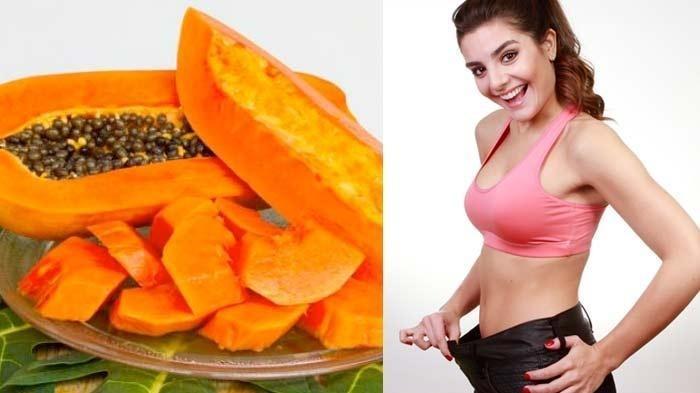 Diet Pepaya Cara Mudah Dan Murah Turunkan Berat Badan Dalam 5 Hari Halaman All Blog Tribunjualbeli Com