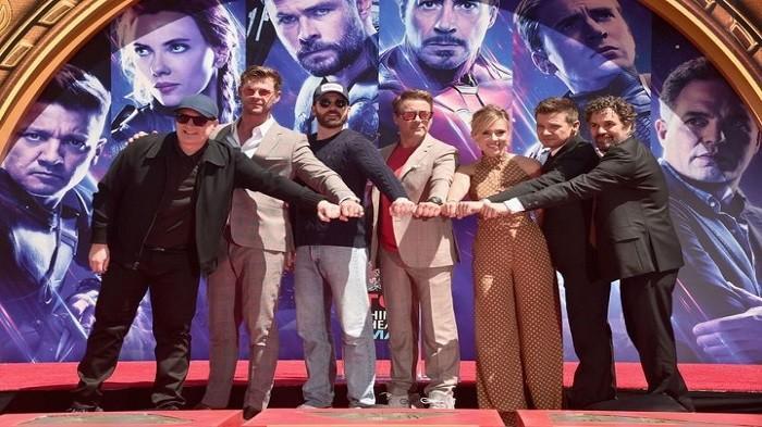 Film Sukses Rilis, Berikut Daftar Kekayaan Masing - Masing Pemain Avengers: Endgame