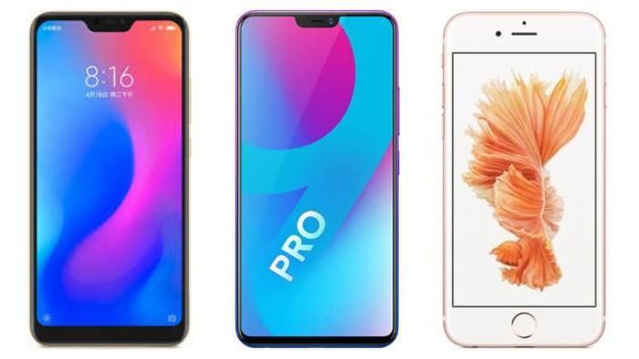 HP 2 Jutaan - Dari Xiaomi Hingga Iphone, Ini 6 Pilihan ...
