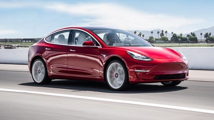 Mobil Listrik Termurah Di Indonesia Resmi Dijual Ini Spesifikasi Dan Harga Tesla Model 3 Blog Tribunjualbeli Com