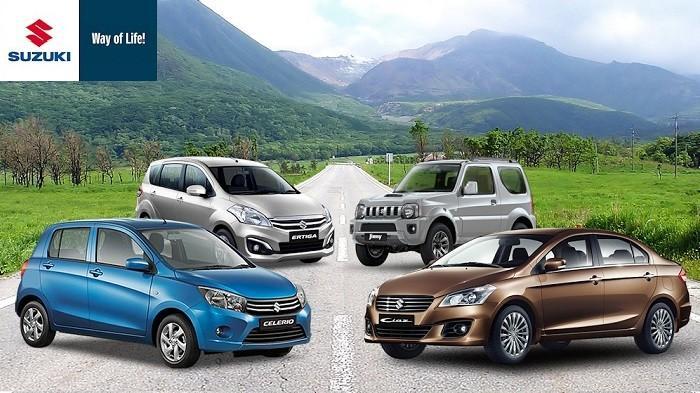 Tarif Bbn Naik Ini Daftar Harga Mobil Suzuki Terbaru Per September 2019 Blog Tribunjualbeli Com