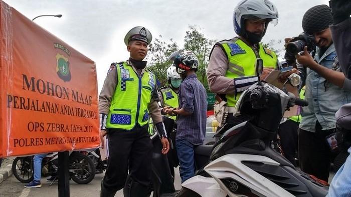 8 Pelanggaran Paling Diincar Polisi Selama Operasi Zebra 2020