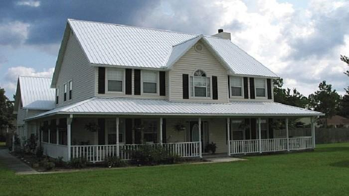 Benarkah Atap Warna Putih Bikin Rumah jadi Sejuk? Ini Penjelasannya