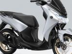 Bersolek, Yamaha Lexi Punya Warna Baru yang Elegan Harga Bertahan